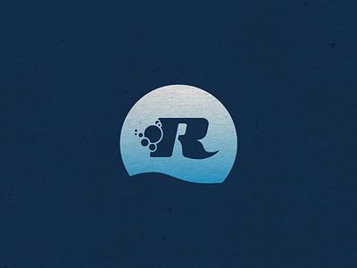 Ree-ph Icon aquatic salt life fish tanks marketing branding graphic design design trademarks icons logos