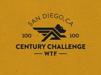 Century Challenge T-Shirt Design