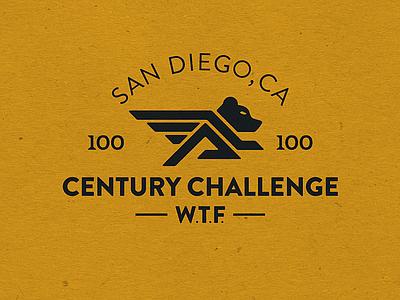 Century Challenge T-Shirt Design icon vector illustration logo design vectorart logo marketing design graphic design branding