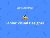 Senior Visual Designer