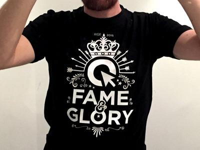 I made my first T-Shirt tshirt typography logo dark white font type shirt print