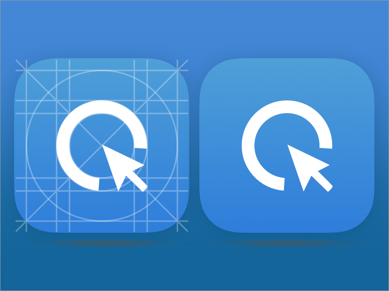 CLIQZ for iOS & Android Icon by Sven Read on Dribbble