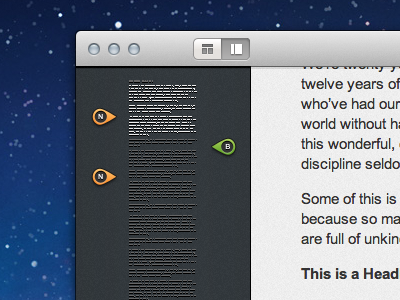 Desktop App Mockup Progress mac desktop ui interface app application icons buttons text typography dark light navigation