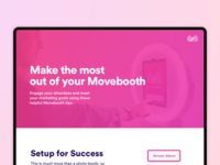 Movebooth Promo Site