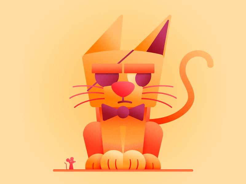 ORANGE CAT characters illustration characters design pierate cats orange cat orange cats cat
