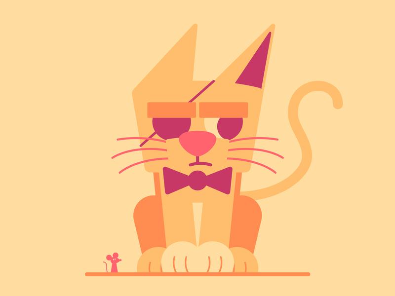 ORANGE CATV orange cats characters characters design cartoon pirate cats cats cat