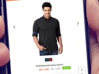 Apparel Product Page