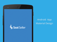 Seatseller Mobile - Material Design