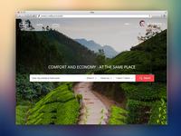 Redbus hotels desktop