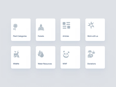 Save The Forests - NGO Dashboard UI Concept admin ui user dashboard admin panel admin dashboard dashbaord uidesign best shot modern ui single page one pager ngo dashboard ui ui design ux ui design minimal app uiux ux interface dashboad