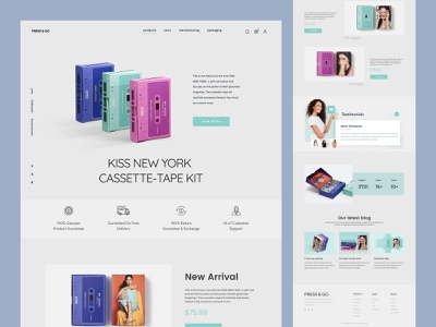 landing page for shopify website shopify website woocommerce ecommerce store design store ui shopify store shopify