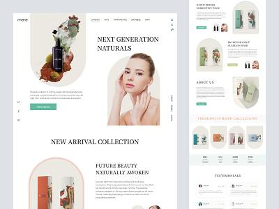 Shopify website design storefront woocommerce ecommerce store ui shopify store shopify