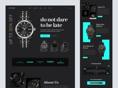 Shopify Landing Page woocommerce ecommerce store ui shopify store shopify