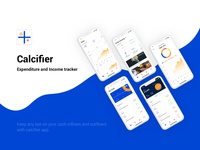 Caclifier - Expenditure Tracker App