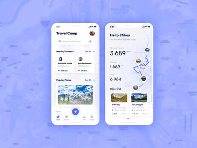 Travel App   Travel Buddy Finder App