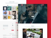 Ira   One Page Creative Html Template