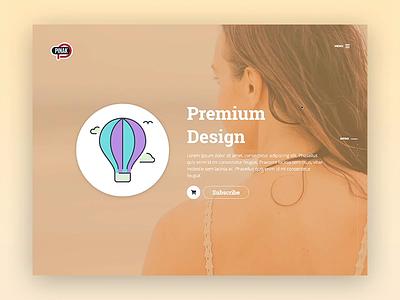 One Page Web Design clean template webdesign light web ui ux inspiration landingpage bootstrap website ui design one page web design web ui minimal creative