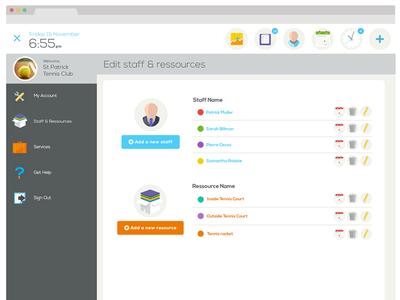 Staff & Resources