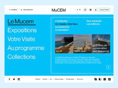 Menu Recherches museum svg wireframe culture branding logo app ios agency sketch ux ui