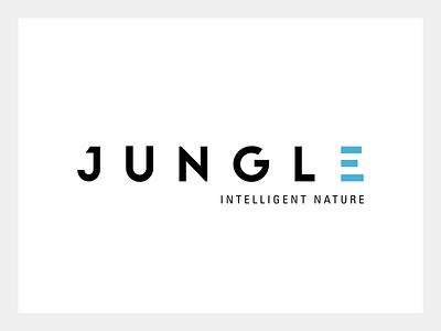 Jungle - Logo tech farming svg wireframe branding logo app ios agency sketch ux ui