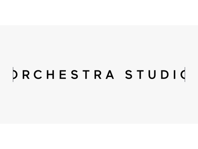 Logo Orchestra tech music svg wireframe culture branding logo app sketch ux ui