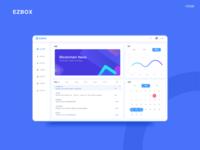 EZBOX Intelligent Office Platform; HOME