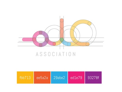 ilm association logo design