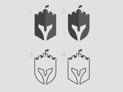 brand guardian logo concepts
