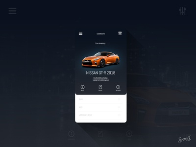 Car Inventory UI Prototype