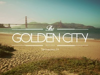 Home Project: The Golden City