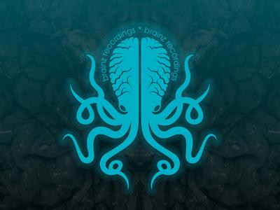 brainz recordings logotype