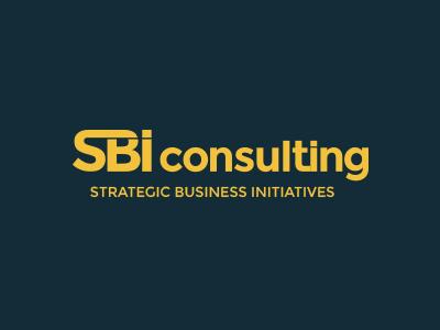 SBI Logo consulting logo