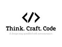 Think Craft Code - Logo V1