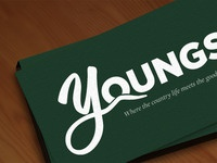 Youngs Business Cards