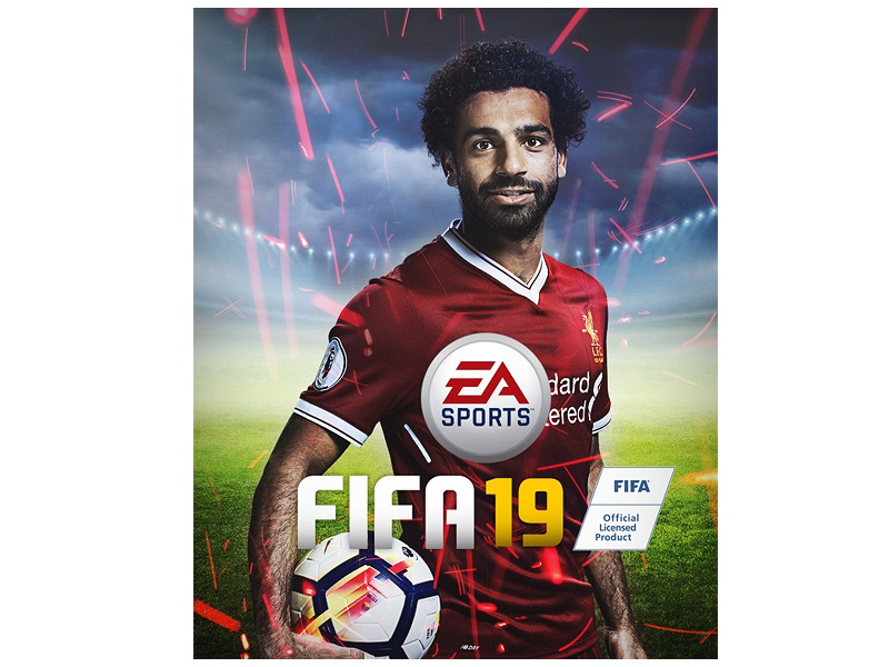 """Fifa 19 """"Unofficial Cover"""" training new shot 19 fifa retouching design graphic direction art"""