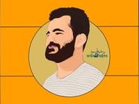 Vector Art adobe illustrator illustration vector portrait vector art