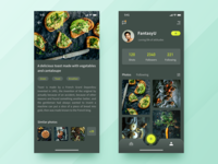 Food interface