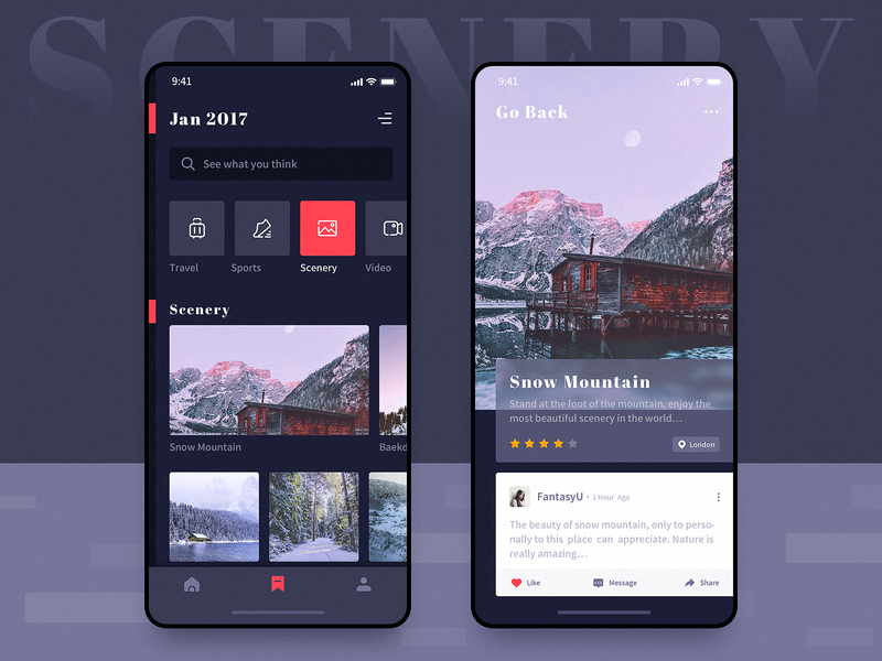 Interface to see-1 ux icon ui app design