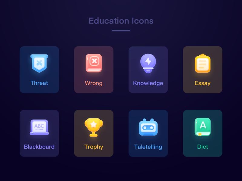 Education Icon-1 logo icon ui