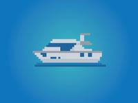 8 Bit Yacht