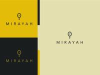 Mirayah Logo (Option 2)