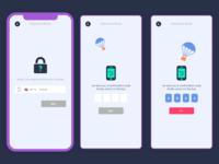 Mobile App Password Reset