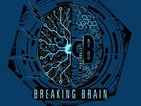 Breaking Brain Tour Shirt—Panzerballett