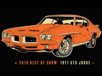 '71 GTO