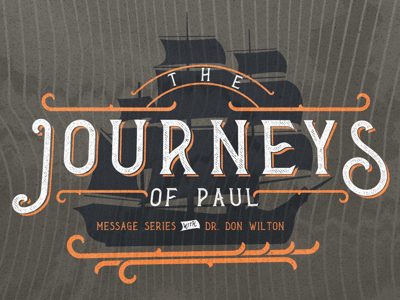 Journeys of Paul christian ministry rough grunge message series sermon jesus bible sea aquatic ship