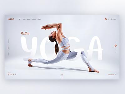 Dribblle web design typography website ui clean web ux  ui minimal branding design