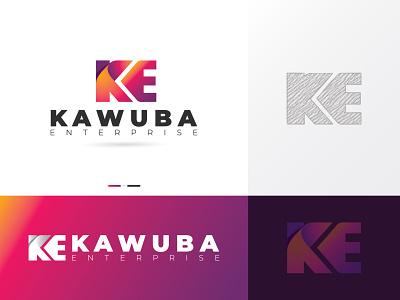 Kawuba  - Logo Design brand identity icon branding illustraion logo type logo design logo identity mark sketch design