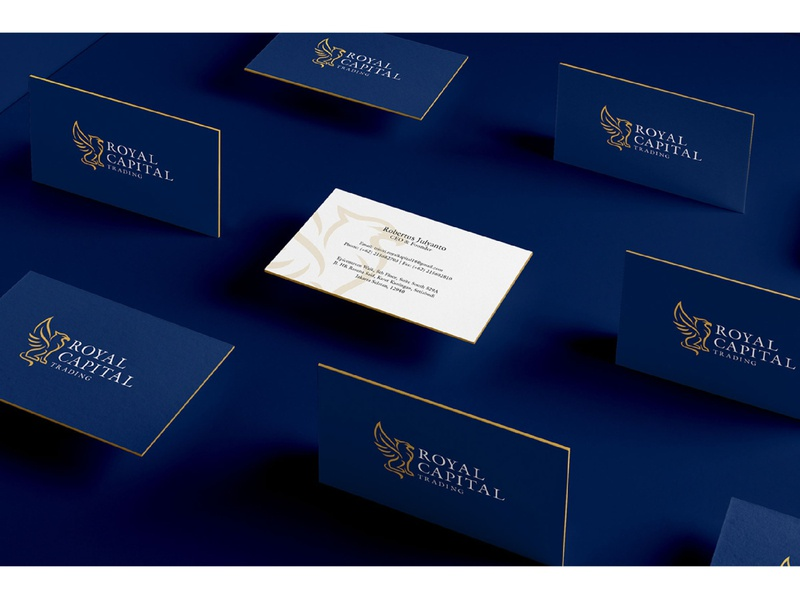 Royal Capital Business Card