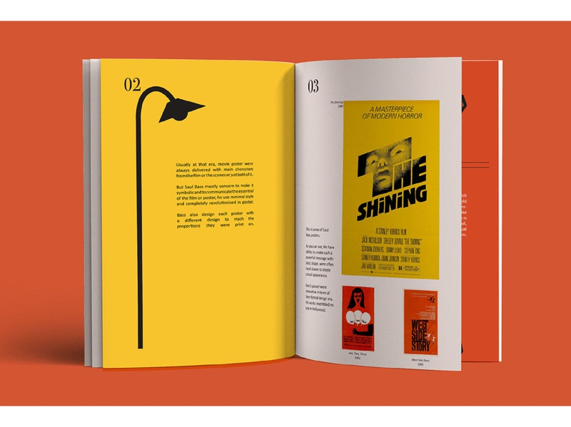 Saul Bass Biography Book