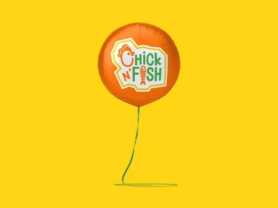 Chick N' Fish Identity System
